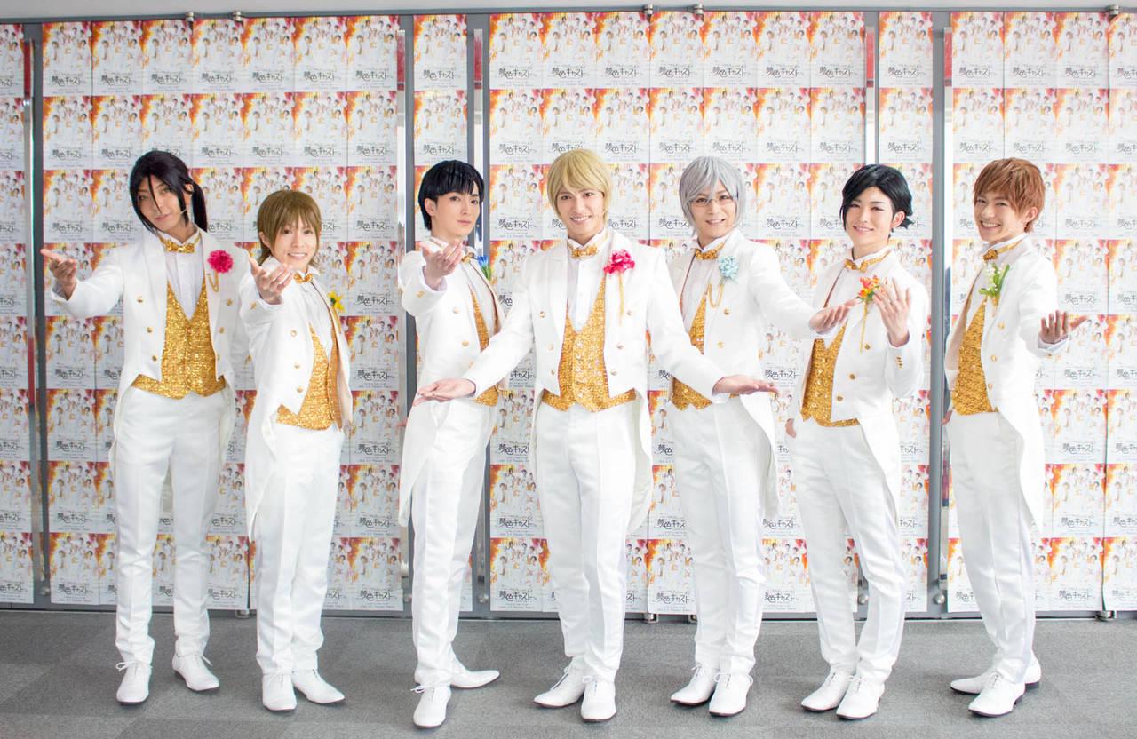 ミュージカルリズムステージ『夢色キャスト』開幕!|ゲネプロレポート ──WELCOME TO THE SHOW!