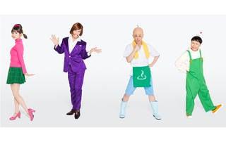 舞台『おそ松さん』第2弾サブキャラクターのビジュアルを公開!新トト子&イヤミに期待高まる