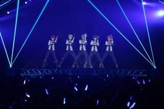 """『あんさんぶるスターズ! DREAM LIVE -1st Tour """"Morning Star!""""-』2月23日(金)WOWOWで独占放送!"""