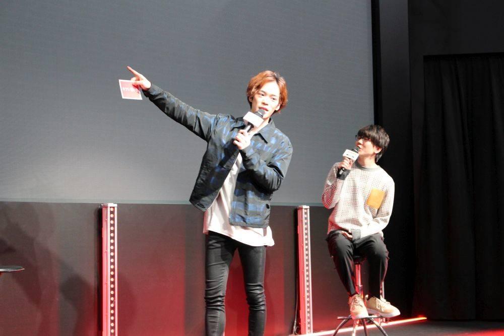 小野賢章、花江夏樹|『アニメノススメ on Netflix』 AnimeJapan 2018レポート