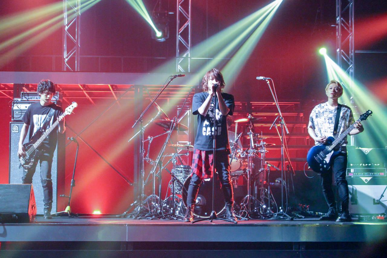舞台『御茶ノ水ロック -THE LIVE STAGE-』が開幕!|ゲネプロ&キャストコメント