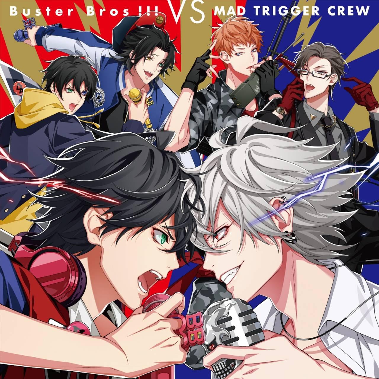 """ヒプノシスマイク1st Battle""""イケブクロVSヨコハマ"""" CD収録内容とジャケ写解禁!"""