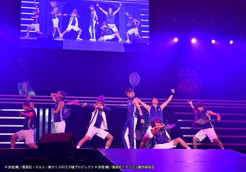 ミュージカル『テニスの王子様』15周年記念コンサート Dream Live 2018レポート