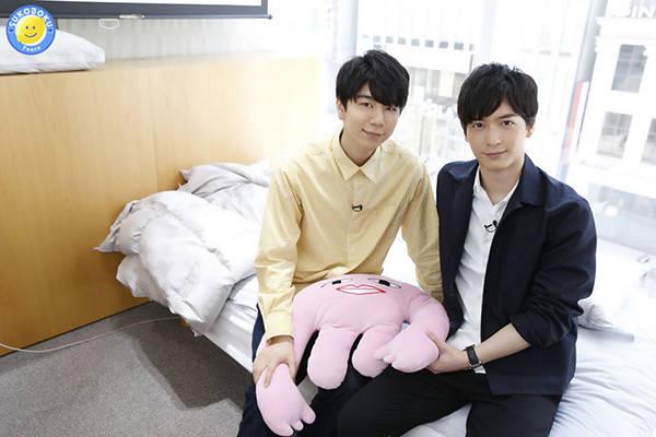 『西山宏太朗の健僕ピース!』西山さん、梅原裕一郎さんのオフィシャルインタビューが到着♪