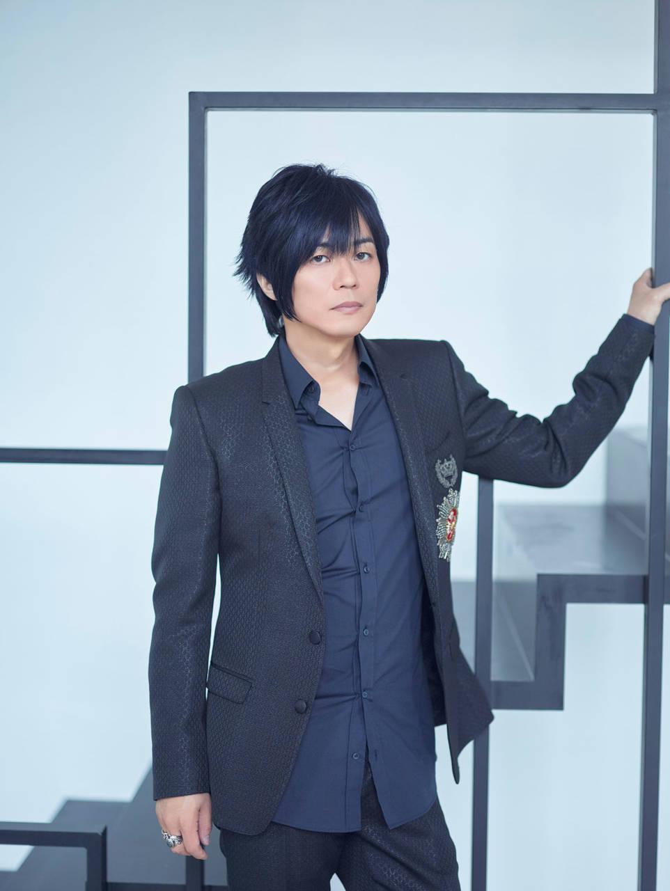遊佐浩二の生誕50周年を記念した企画CD『io』9月19日発売決定!