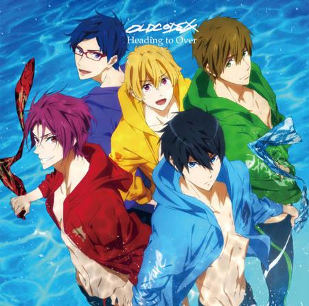 TVアニメ『Free!-Dive to the Future-』OP主題歌、OLDCODEX×アニメイト7大キャンペーンを実施!