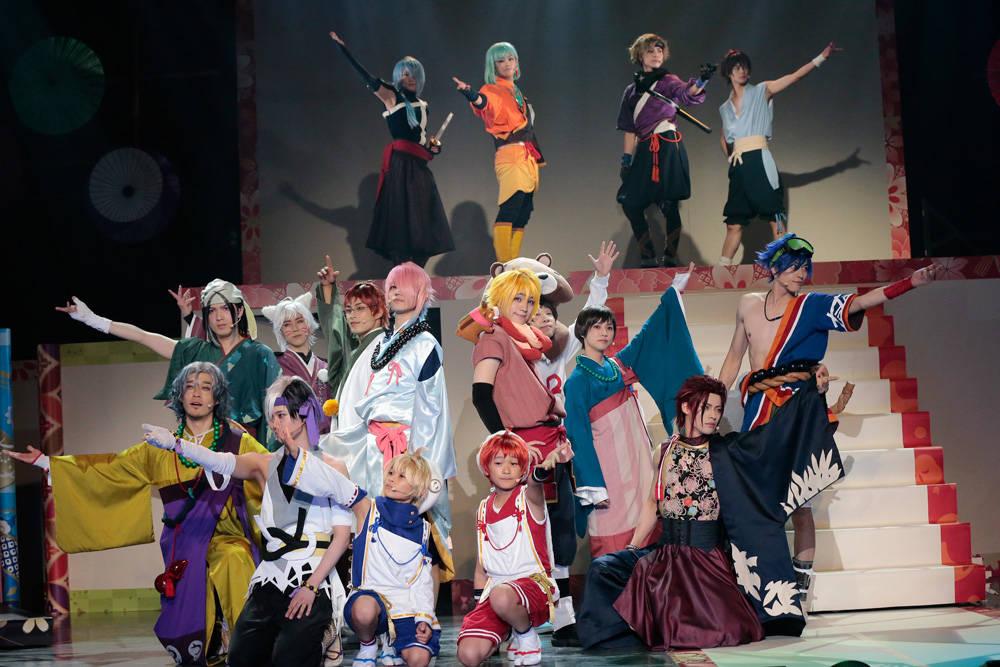 高橋健介「大いに笑ってください!」|佐奈宏紀主演・舞台『ひらがな男子』キャストコメント&ゲネプロレポート