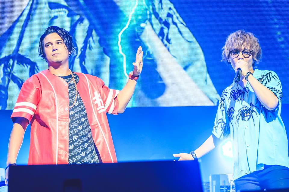 ヒプノシスマイク -Division Rap Battle- 2nd LIVE@シナガワ《韻踏闘技大會》オリジナル絶叫レポート!