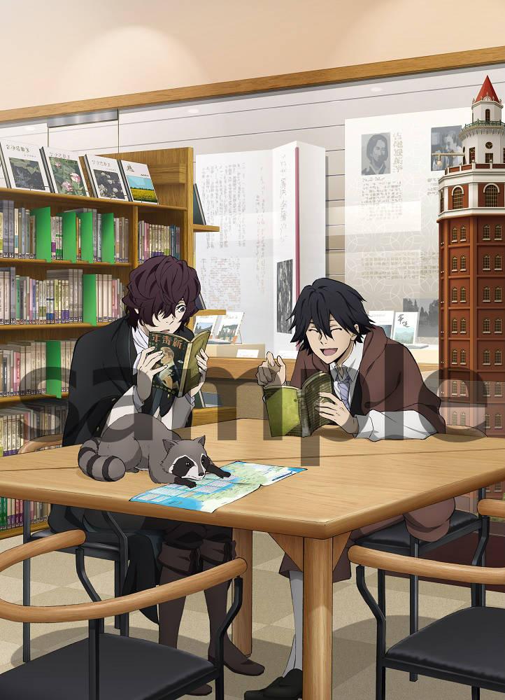 文豪ストレイドッグス×高知県立文学館 『江戸川乱歩の華麗なる本棚』のコラボ詳細が決定‼