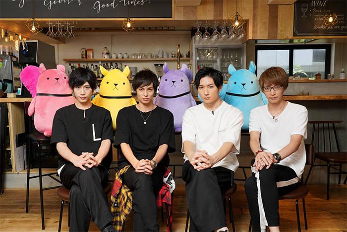 ツキプロの人気ユニットが出演する『S.Q.S TV』2018年10月3日放送開始☆