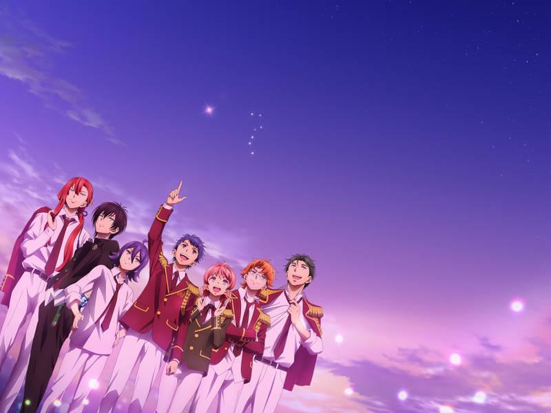 【速報】『キンプリ』新作が3/2公開決定!『KING OF PRISM -Shiny Seven Stars-』メインビジュアルも到着