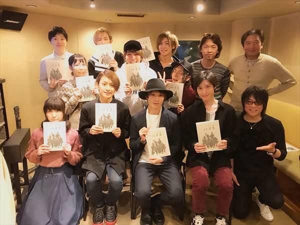 植田圭輔「成長したのはキャラクターだけじゃない」 劇場版『王室教師ハイネ』アフレコレポートをお届け!