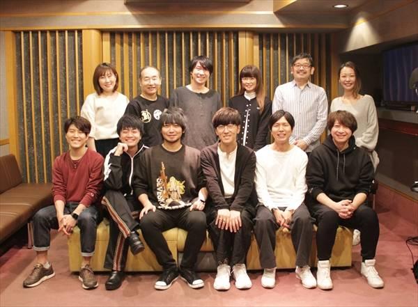 櫻井孝宏らキャストが勢揃い!劇場版『えいがのおそ松さん』 アフレコ写真&レポート到着