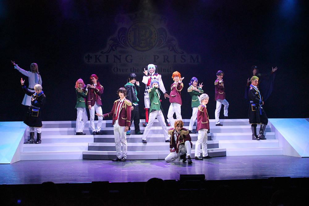 舞台 KING OF PRISM -Over the Sunshine!-/numan編集部撮影