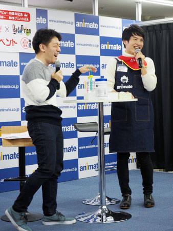 Yuto Suzuki 10th Anniversary × animate