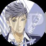 劇場版ときめきレストラン☆☆☆ MIRACLE6/撮り下ろし缶バッジ(X.I.P.)