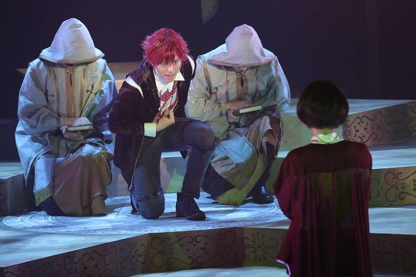 ミュージカル『Dance with Devils~Fermata(フェルマータ)~』舞台写真④