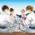 『イケメン戦国◆時をかける恋』×近畿日本ツーリスト
