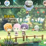 『IDOL FANTASY』ゲーム画面2