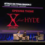 『進撃の巨人』Season 3ワールドプレミア・梶裕貴さんのトークを徹底レポート! OPテーマ発表も numan