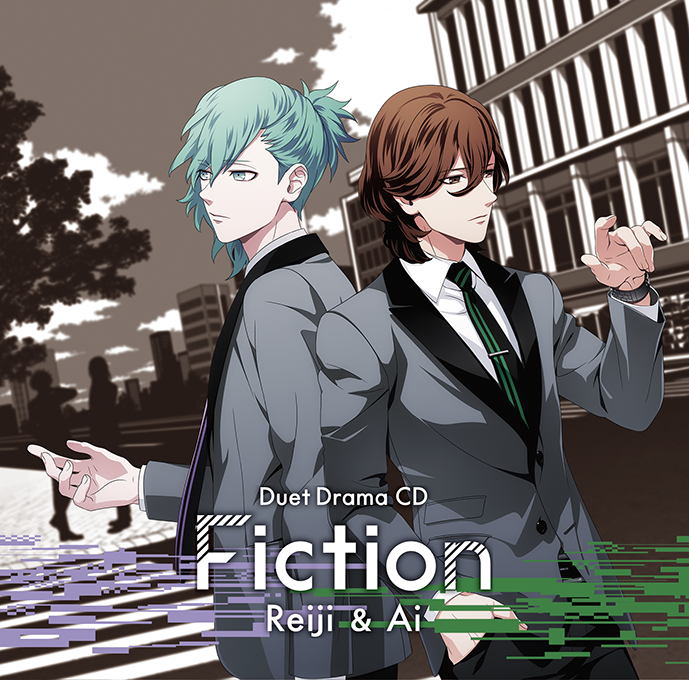 「Fiction」嶺二&藍(通常盤)