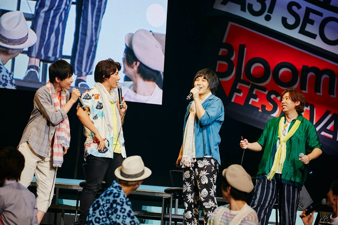 『A3! SECOND Blooming FESTIVAL』4