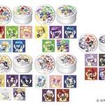 シール缶 きゃらっぷバルーン 800円(税別)
