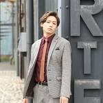 前山剛久1st写真集発売決定!「ようやく叶った『夢』の写真集」2