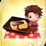 『桔梗信玄餅』 ×『イケメン戦国◆時をかける恋』2