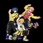 『ダンキラ!!! -Boys, be DANCING!-』