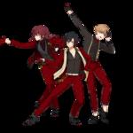 『ダンキラ!!! -Boys, be DANCING!-』4