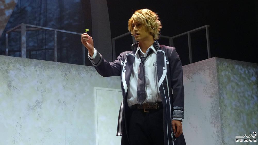 舞台『NORN9 ノルン+ノネット』レポートnuman(ヌーマン)3
