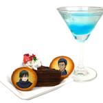 青峰と今吉のクリスマススイーツセット (550円)