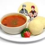 赤司と黛のクリスマススープセット (600円)