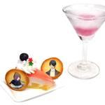 紫原と氷室のクリスマススイーツセット (550円)