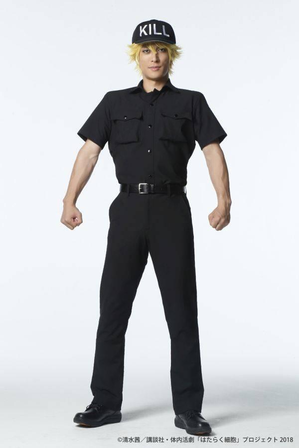 体内活劇『はたらく細胞』全キャストビジュアル公開! numan3