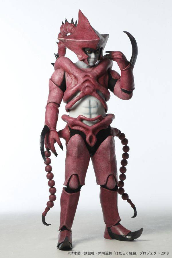 体内活劇『はたらく細胞』全キャストビジュアル公開!numan14
