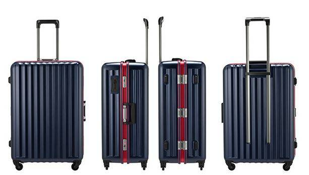 5adf7c8770 大型で軽いスーツケース5つを徹底比較!おすすめランキング - 旅行準備に ...