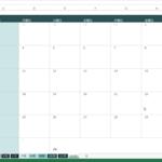 自分に合ったカレンダーがずっと使える!エクセルでカレンダーを作る方法とは?