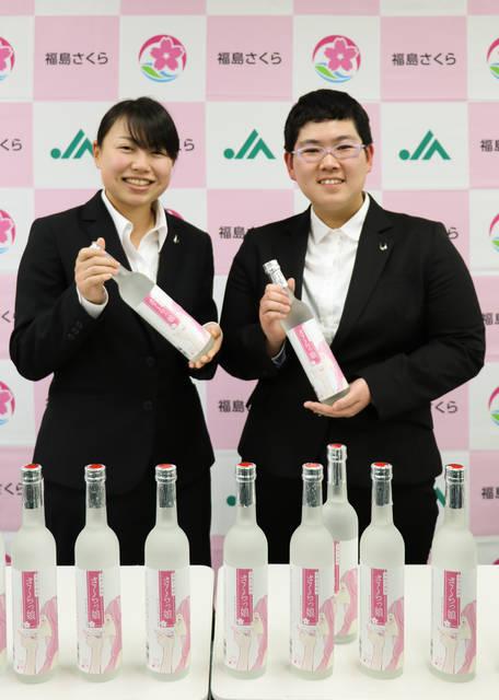 考案者の佐々木さん(左)と飯村さん(右)