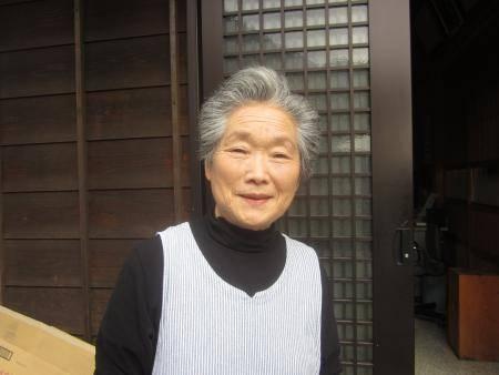 いわき地区女性部田人支部 緑川多賀子さん