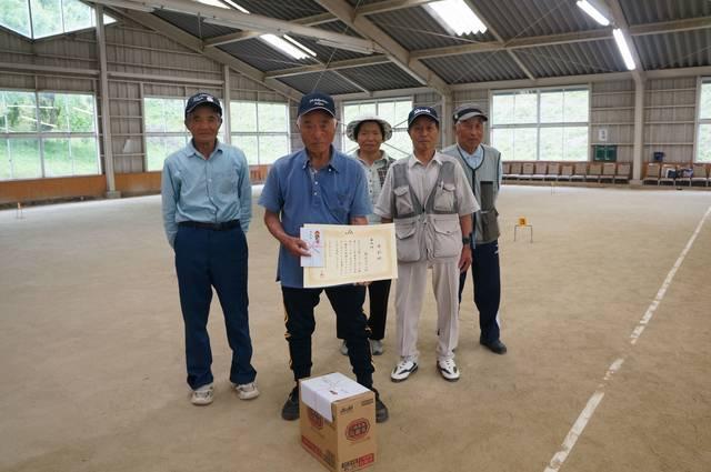 第四位の高木Bチーム