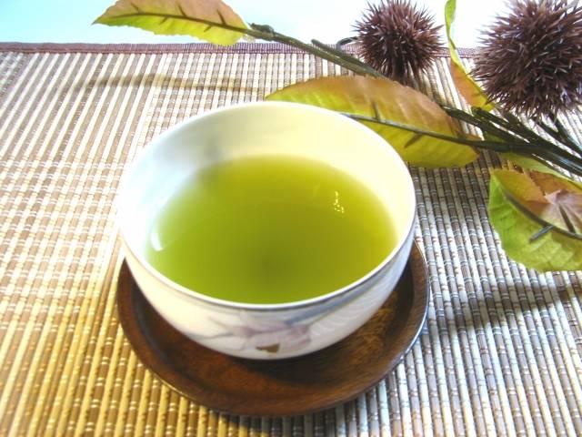 十一月(霜月のお茶)
