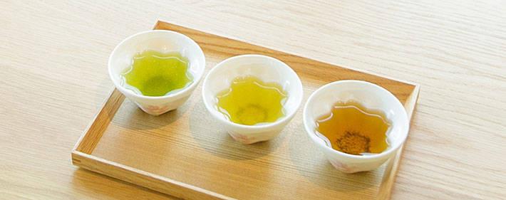 日本茶専門店「新緑園」について