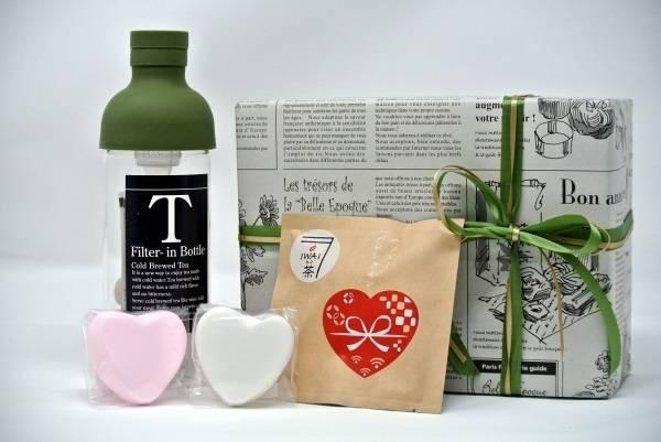 日本茶専門店から贈る「HAPPY VALENTINE GIFT」限定発売☆