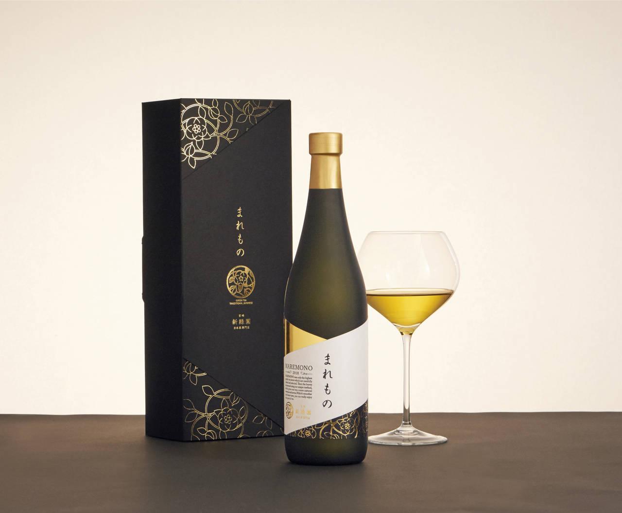「Great Taste Awards三ツ星受賞」「日本茶AWARDプラチナ賞受賞」2018年各賞受賞商品「まれもの」茶葉を贅沢使用。高級「BOTTLING TEA・まれもの」販売。
