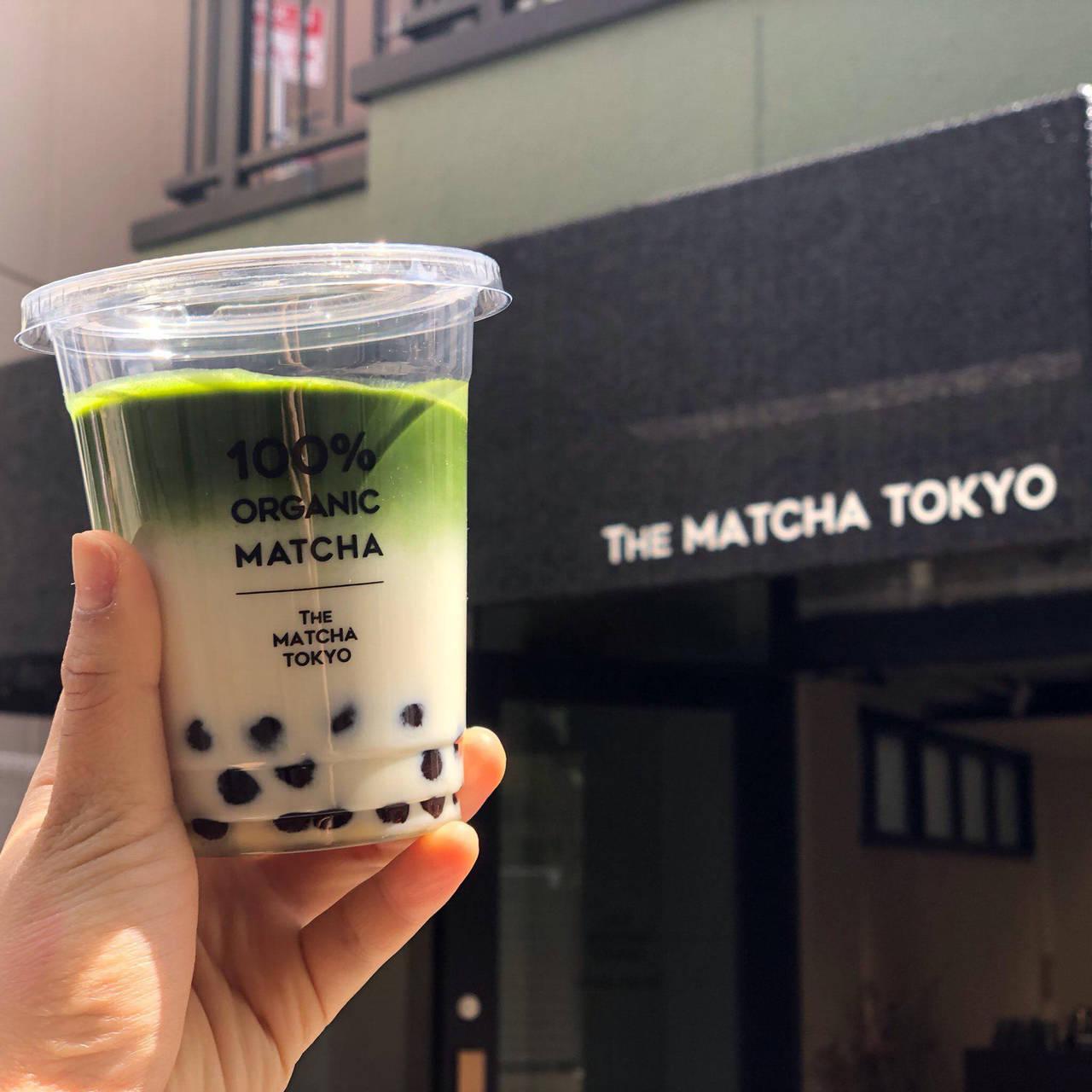 オーガニック抹茶専門店―THE MATCHA TOKYOが商品を拡充!