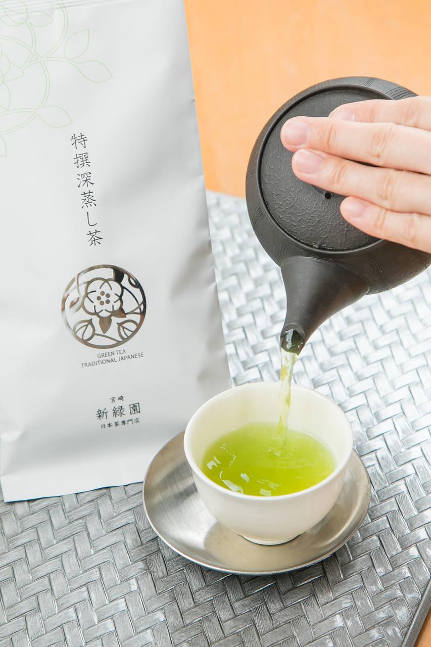 お茶の種類別 淹れ方ポイント