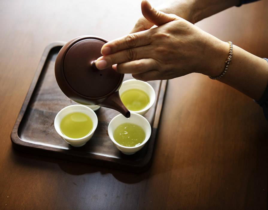 美味しい日本茶の淹れ方(急須編)