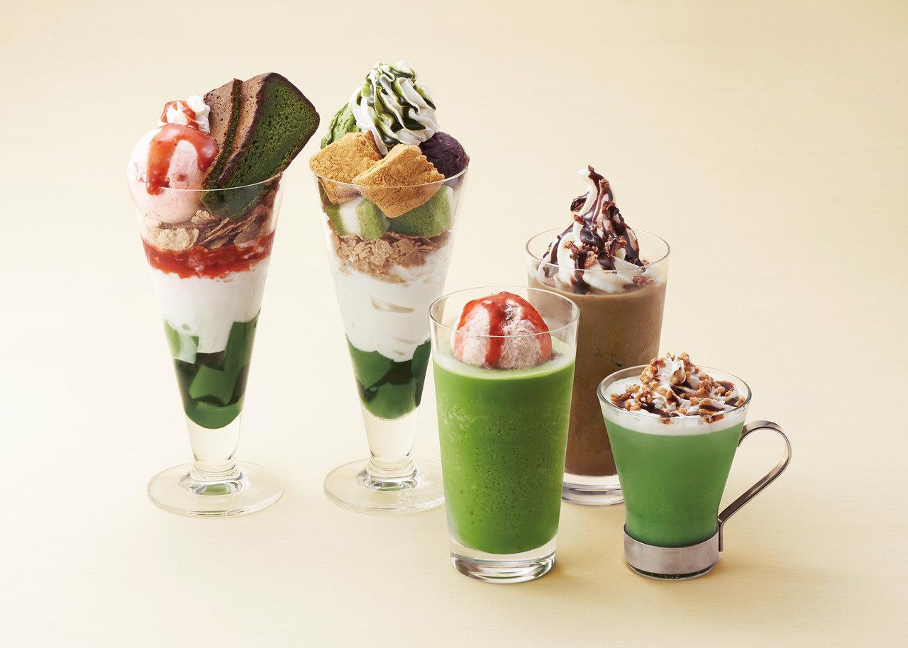"""nana's green tea""がお届けする秋・冬メニューの新商品を一挙紹介!抹茶を使った商品が更に充実!"